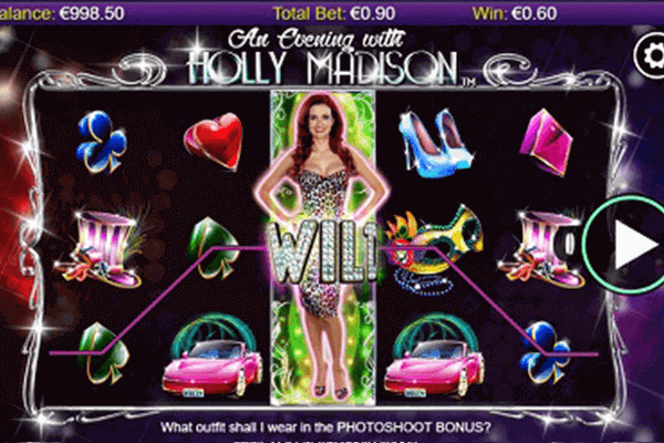 An Evening with Holly Madison tragamonedas