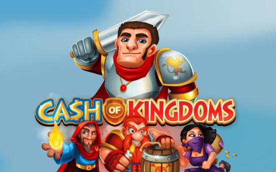 Paf te ofrece 20 euros diarios al jugar Cash of Kingdoms