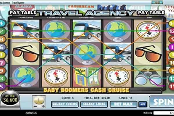 Baby Boomers Cash Cruise tragamonedas
