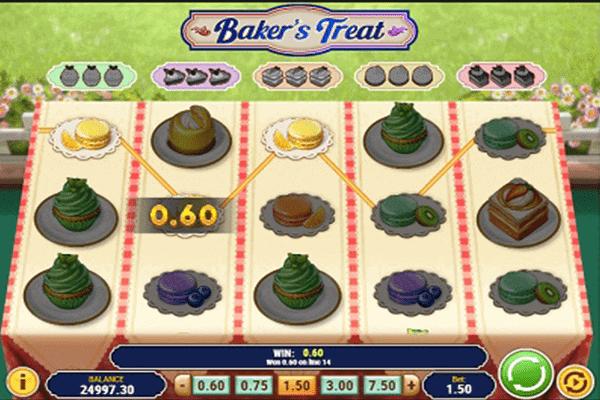 Baker's Treat tragamonedas