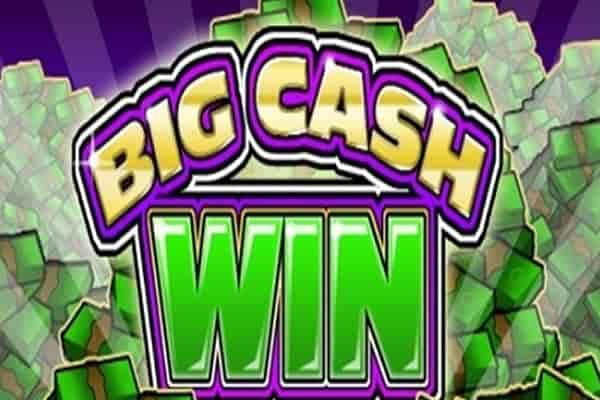 tragaperras Big Cash Win