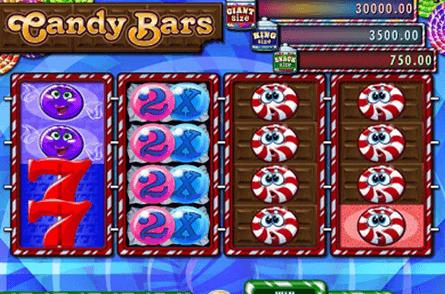 Candy Bars tragamonedas