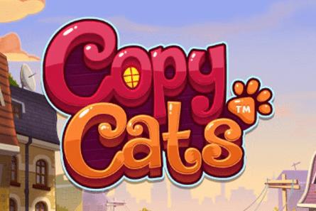 Copy Cats tragamonedas