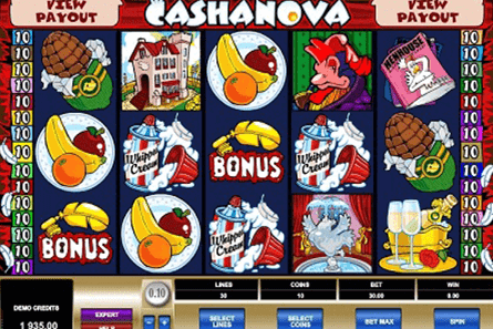tragaperras Cashanova