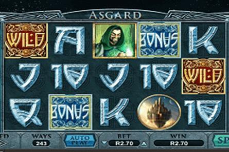 tragaperras Asgard