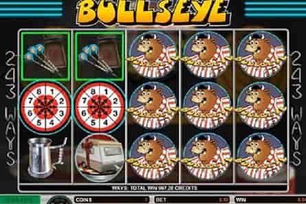 tragaperras Bullseye