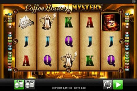 tragaperras Coffee House Mystery