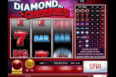 tragaperras Diamond Cherries