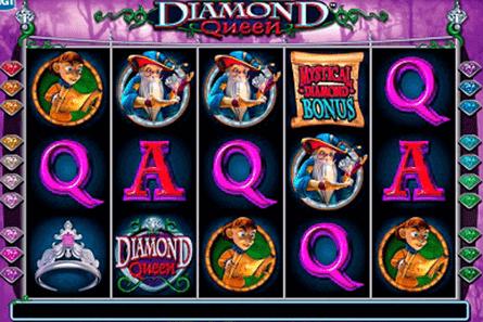 tragaperras Diamond Queen