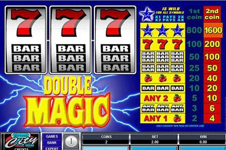 tragaperras Double Magic