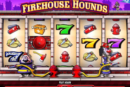 tragaperras Firehouse Hounds