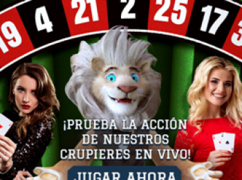 Casino en vivo White Lion