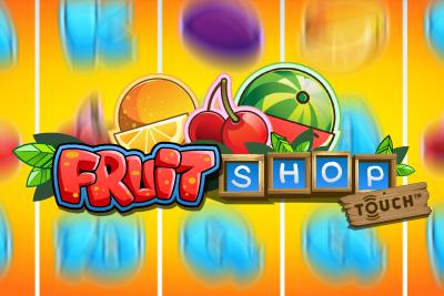 Tragaperras Fruit Shop