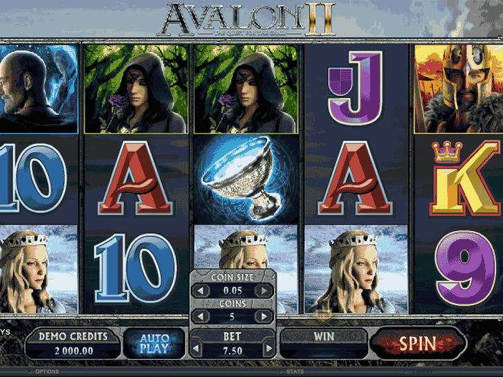 Avalon-II iframe