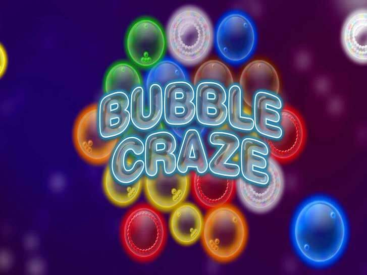 bubble craze iframe