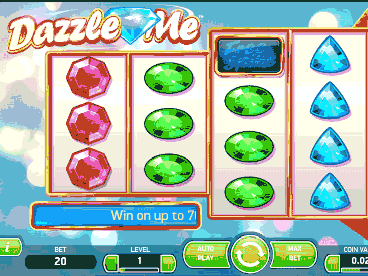 dazzle me iframe