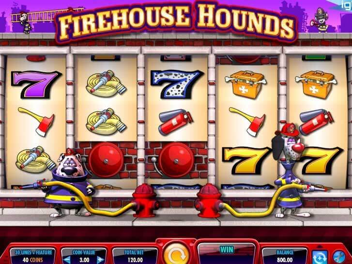 firehouse hounds iframe