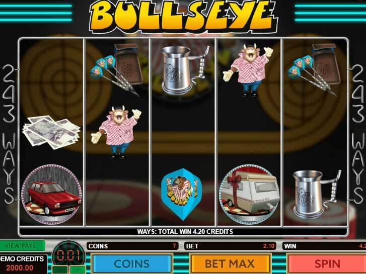 bullseye iframe