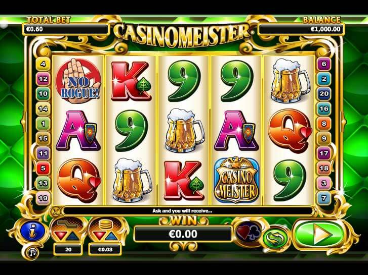 casinomeister iframe