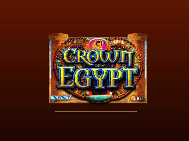 crown of egypt iframe