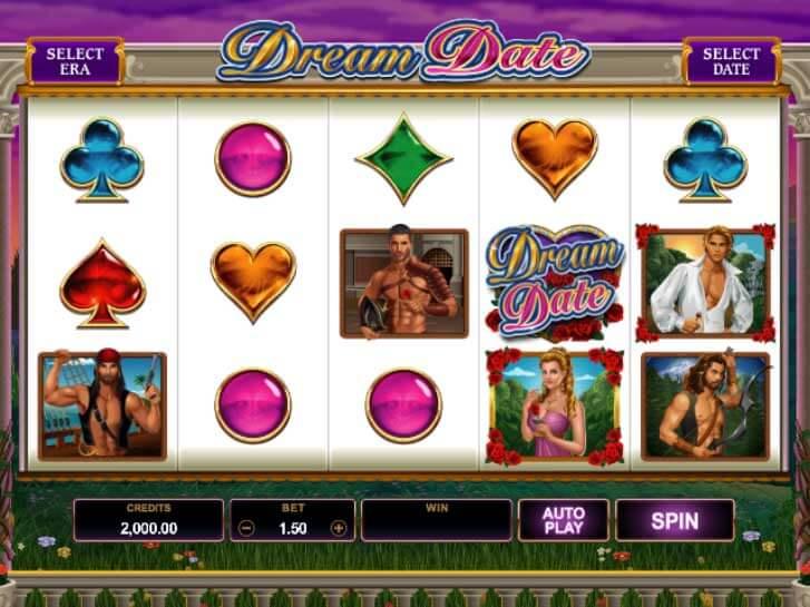 dream date iframe
