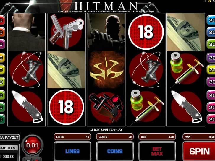 hitman iframe