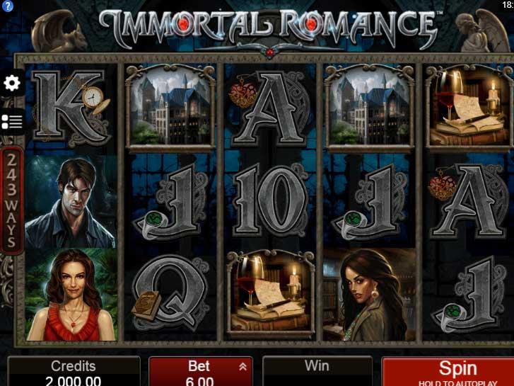 immortal romance iframe