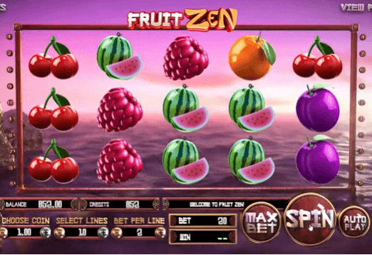 Slot Fruit Zen