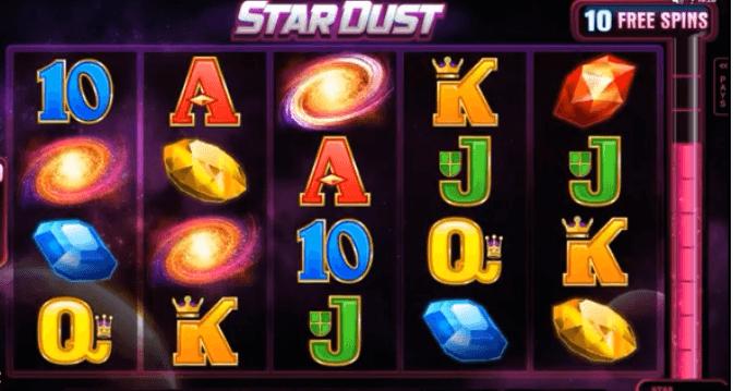 Tragaperras StarDust