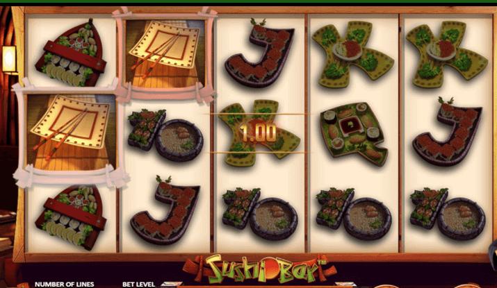 Slot Sushi Bar