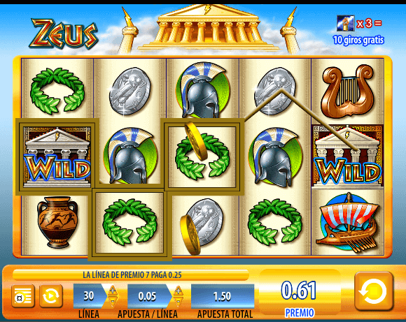 Slot Zeus