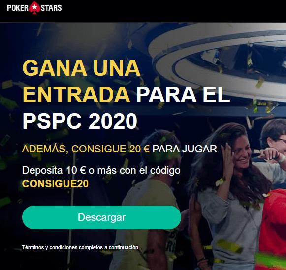 entrada gratis PSPC