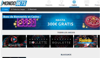 Monobets casino