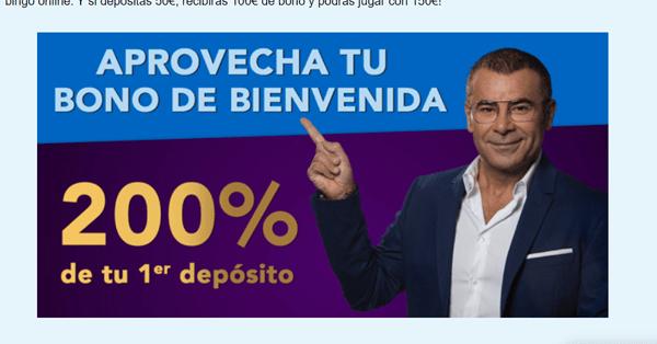 Yobingo bono bienvenida