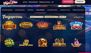 VegasPlus Codigo Promocional