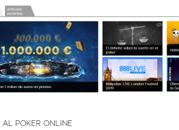 888 Poker Espana