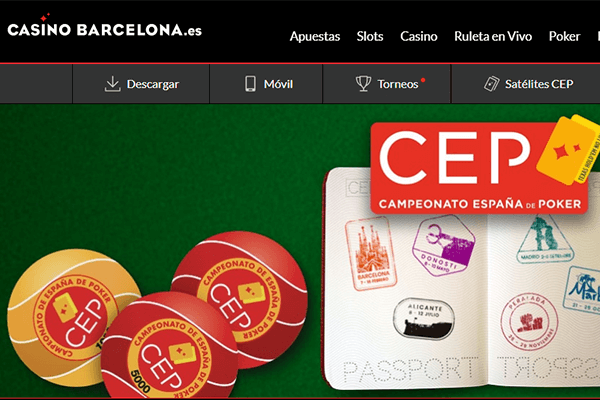 Casino Barcelona poker satelites