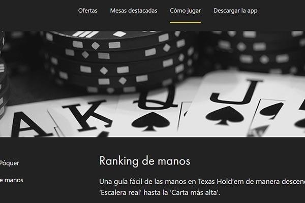 bet365 poker como jugar