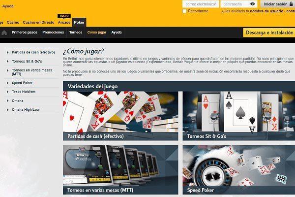 betfair poker analisis