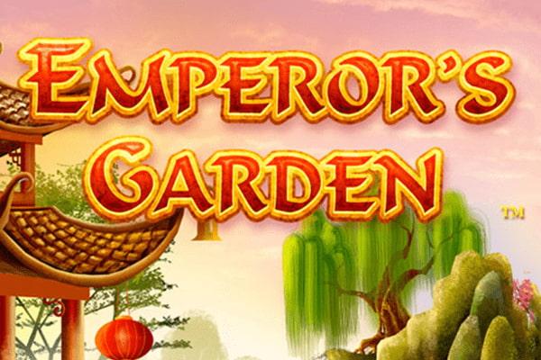 Tragaperras Emperors garden