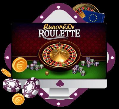 ruleta europea reglas
