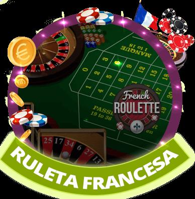 ruleta francesa
