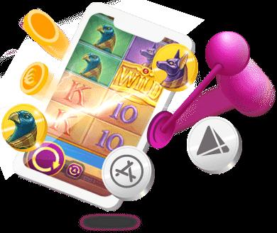 apps de casino online