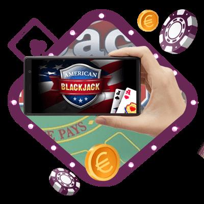 reglas del blackjack americano
