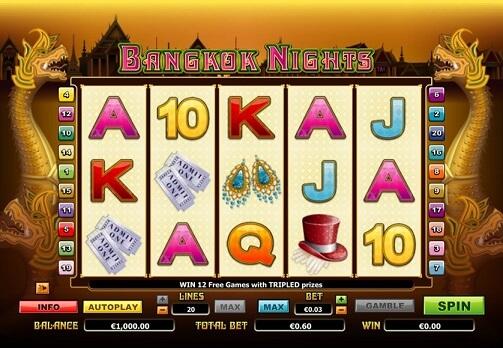 slot Bangkok Nights